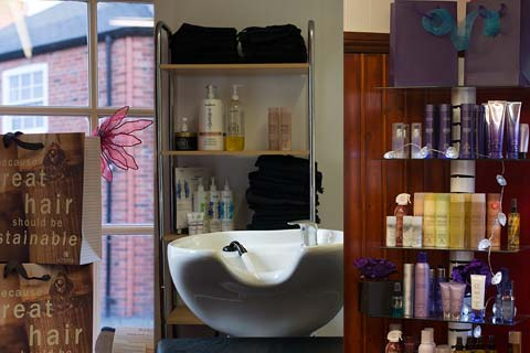 hairdressers louth